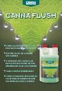 CANNA FLUSH Brochure