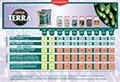 TERRA schéma de nutrition: Concombres