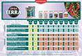 TERRA schéma de nutrition: Piments