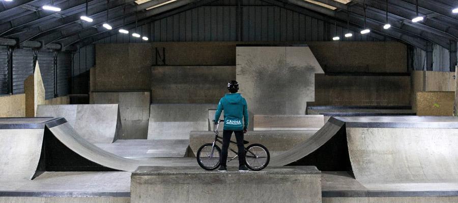 Philippe Cantenot – BMX Rider