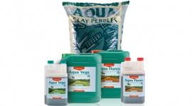 Les substrats, engrais et complements nutritifs AQUA